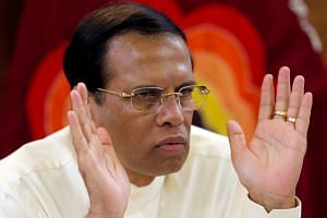 President Maithripala Sirisena last week asked his coalition Cabinet to halt the hearings, which have already revealed senior police and security officials directly under him had ignored repeated intelligence warnings.