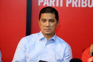 Malaysia's Economic Affairs Minister Azmin Ali has categorically denied that he was the man in a widely circulated gay sex video.