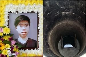 Full-time national serviceman Corporal Kok Yuen Chin had drowned in a pump well in 2018 during a ragging incident.