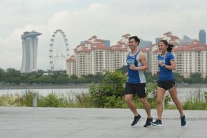 The top three local finishers at this year's ST Run on Sept 29 will win prizes sponsored by Panasonic.