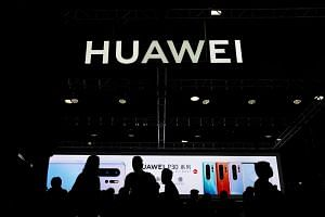 US suppliers are banned from from selling to Huawei, the world's largest telecommunications equipment firm, without special approval.