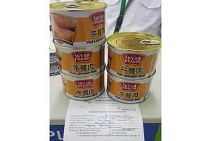 Products seized on March 25, 2019, from a resident returning to the Philippines were found to contain the African swine fever virus.