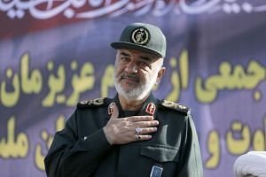 Brigadier General Hossein Salami said in a televised speech on June 18, 2019, that Iran's ballistic missiles were capable of hitting carriers in the sea.