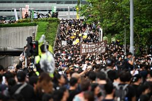 Mass protests in Hong Kong against an extradition Bill saw some of the worst violence since the former British colony returned to Chinese rule in 1997.