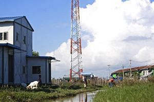 """Myanmar authorities directed all telecoms companies to """"temporarily"""" suspend Internet services in nine townships in Rakhine and neighbouring Chin states, citing """"disturbances of peace and use of Internet activities to coordinate illegal activities""""."""