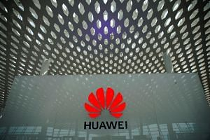 In the lawsuit, Huawei said that it shipped telecommunications equipment from China to a testing laboratory in California.