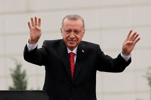 A second loss in Istanbul would be embarrassing for President Recep Tayyip Erdogan and could weaken what until recently seemed to be his iron grip on power.