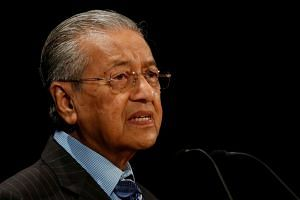 Malaysian Prime Minister Mahathir Mohamad said that the government needs three years to reduce Malaysia's debt from 80 per cent of gross domestic product to 54 per cent.