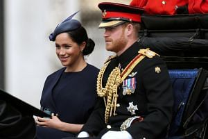 Prince Harry and his wife Meghan moved into Frogmore Cottage on the Windsor Castle estate before the birth of their son Archie on May 6, 2019.