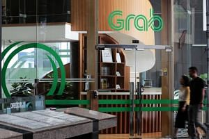 Minister for Communications and Information S. Iswaran said the Digital Industry Singapore office supported the establishment of tech company Grab's new headquarters here.