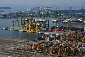 One of the key uses of 5G here is in smart port management, where the operator can remotely control driverless cranes and trucks to load and unload containers, or remotely inspect machines using driverless drones.