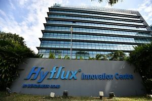 Hyflux said the loan renegotiation is a part of its ongoing efforts to restructure the group's liabilities.