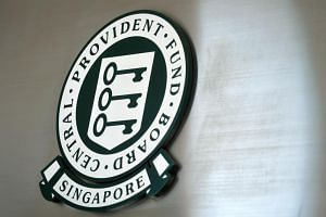 The Central Provident Fund (CPF) Board said that as the father