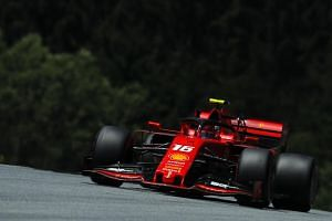 The pole was Charles Leclerc's second of the season and Ferrari's first in Austria since Michael Schumacher in 2003.