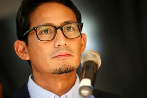 Mr Sandiaga acknowledged the fact that in every election, there must be a winner and a loser.