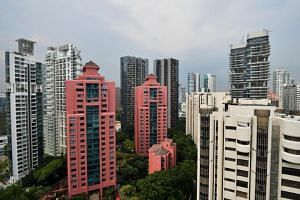 Prices of non-landed private residential properties rose by 1.5 per cent in the Core Central Region compared to the 3 per cent fall in the previous quarter.