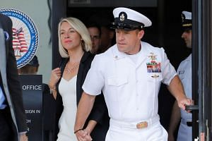 A seven-member jury deliberated for about nine hours before delivering its verdict in the court-martial of Special Operations Chief Edward Gallagher.