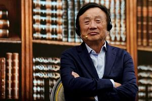 The Financial Times quoted Huawei founder Ren Zhengfei as saying that US President Donald Trump's move to relax a ban on Huawei's equipment will not have