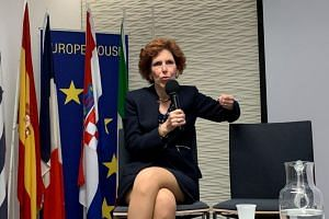 Loretta Mester said her baseline forecast calls for slower, but still solid, growth of around 2 per cent in 2019.
