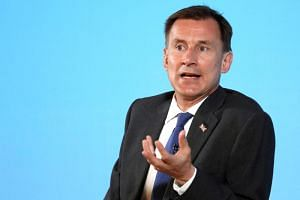 Britain's Foreign Secretary Jeremy Hunt said there was no reason why good relations between Britain and China could not continue.