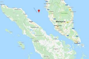 There was no reason given for China's raised alert in the Malacca Strait, a stretch of water passing Malaysia, Singapore and Indonesia that connects the Indian and Pacific oceans.