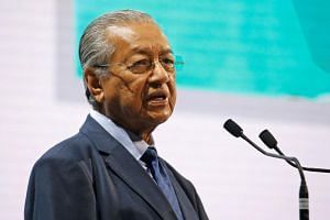 Malaysia's Prime Minister Mohamad admitted that he received flak from colleagues on the Pakatan Harapan presidential council after his remarks last week were seen as encouraging Malays, particularly those from Umno, to only join his Parti Pribumi Ber