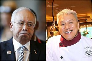 Former prime minister Najib Razak questioned if land development authority Felda really needed an icon after celebrity chef Redzuawan Ismail received the award and called on young Malays to work hard.