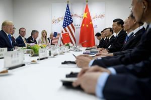 One year after the start of the trade war, US and China are expected to relaunch talks by way of a phone call between  US Trade Representative Robert Lighthizer, Chinese Vice-Premier Liu He and US Treasury Secretary Steven Mnuchin.