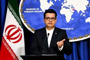 The legal pretexts for the capture are not valid, said Iranian foreign ministry spokesman Abbas Mousavi.