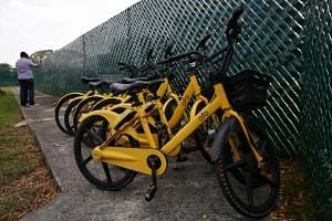 OSS' purchase of the ofo bikes is the fourth deal in recent months where bikes in Singapore from the Chinese firm changed hands.
