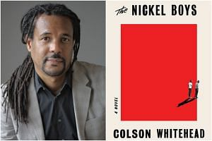 American author Colson Whitehead won both the Pulitzer Prize and the National Book Award for fiction. His new book, The Nickel Boys, is set in America's Jim Crow era of enforced racial segregation in the 1960s.