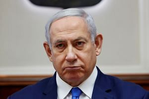 Prime Minister Benjamin Netanyahu had warned that Israeli fighter jets