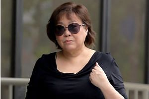 Part-time English teacher Christina Cheong Yoke Lin pleaded guilty in May to dishonestly misappropriating the cash.