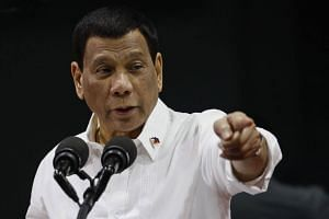 President Rodrigo Duterte has been warming to China partly because of the potential economic dividends of improving ties with a country eager to sprinkle aid around Asia and beyond, though often with strings attached.
