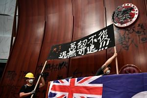 Hong Kong's historic demonstrations over legislation that would allow extraditions to the mainland have resonated widely in Taiwan, which China considers a wayward province.