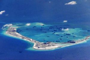 Vietnam says the Chinese survey ship, Haiyang Dizhi 8, and its escorts conducted activities that violated Vietnam's exclusive economic zone and continental shelf.