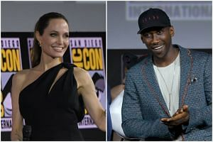 Actress Angelina Jolie will be starring in the Eternals and Mahershala Ali has been cast as Blade.