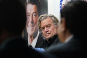 The Committee on the Present Danger has recently been revived with the help of Mr Stephen Bannon, the president's former chief strategist, to warn against the dangers of China.