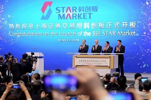 Three billionaires created on Day One of China's new tech board