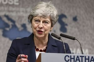 Prime Minister Theresa May will chair a meeting of Britain's Cabinet Office Briefing Rooms emergencies committee at around 10.30 am local time.
