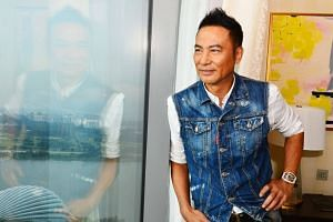 Simon Yam, 64, hopes that help can be extended to the man who surprised him on stage at a promotional event in Zhongshan in Guangdong province.