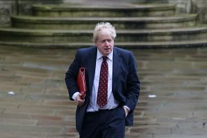 Boris Johnson will inherit a political crisis over Britain's exit from the European Union if he becomes prime minister.