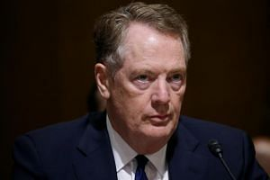 US Trade Representative Robert Lighthizer and a small team will be in Shanghai through to next Wednesday (July 31), according to people familiar with the plans.