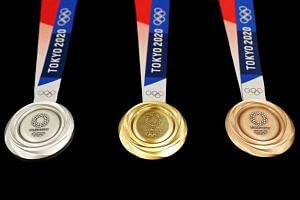 The Tokyo 2020 Olympics medals will be made from recycled materials collected from old electronics.