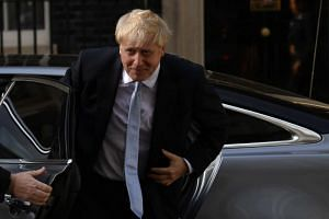 British Prime Minister Boris Johnson will meet his team of senior ministers on July 25, 2019, to plot how to persuade the European Union to agree to a new Brexit deal ahead of the Oct 31 exit deadline.