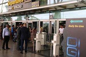 The biometric data is used only for authentication and verification of passengers, and is deleted within a few hours of flight completion, said a spokesman for Bengaluru airport.