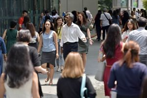 The unemployment rate for Singaporeans rose for the third consecutive quarter to 3.3 per cent in June.