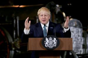 UK Prime Minister Boris Johnson is said to be prepared to suspend Parliament or hold an election to thwart those who may seek to block a no-deal Brexit.