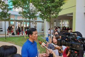 Speaking to reporters on the sidelines of an event in Sembawang GRC yesterday, Education Minister Ong Ye Kung said the education system is undergoing significant reform, with a whole package of measures systematically implemented over time.