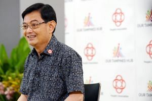 Deputy Prime Minister Heng Swee Keat said the Cabinet has been discussing the recent slowdown of the global economy and that the Government will act if the situation turns bad.